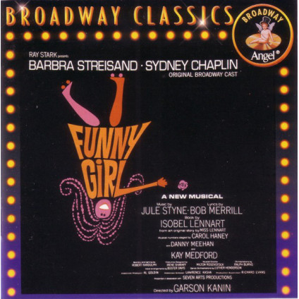Sydney Chaplin - Barbra Streisand - CD