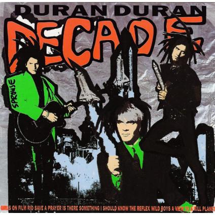 Decade - Duran Duran - CD