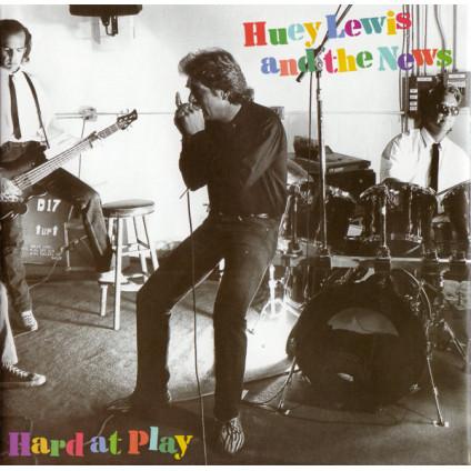 Hard At Play - Huey Lewis And The News - CD