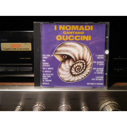 I Nomadi Cantano Guccini - Nomadi - CD