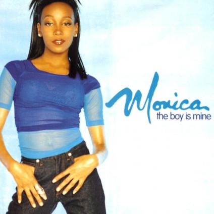 The Boy Is Mine - Monica - CD