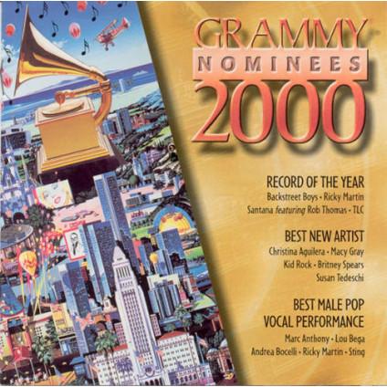 2000 Grammy Nominees - Various - CD