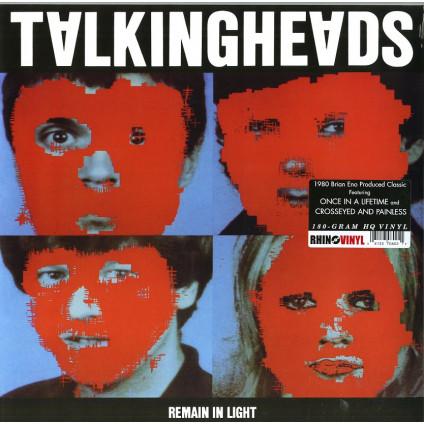 Remain In Light - Talking Heads - LP
