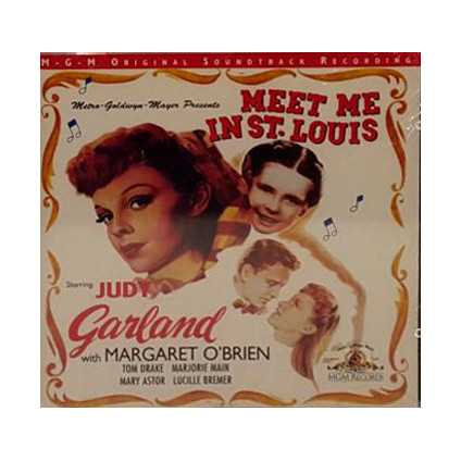 Meet Me In St. Louis (M-G-M Original Soundtrack Recording) - Various - CD