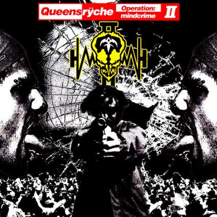 Operation: Mindcrime II - Queensrÿche - CD
