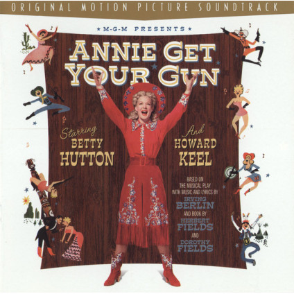Howard Keel - Betty Hutton - CD