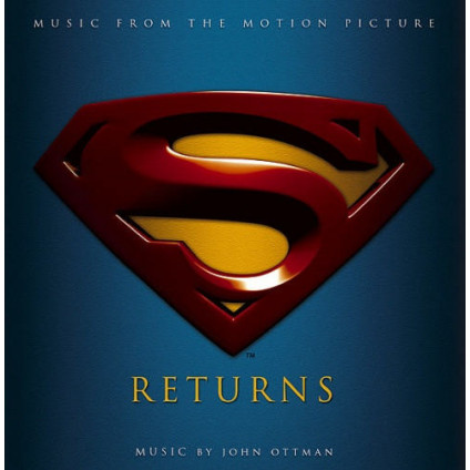 Superman Returns (Music From The Motion Picture) - John Ottman - CD