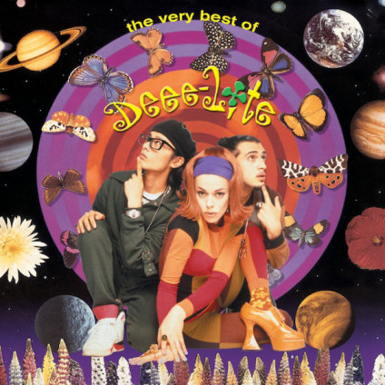 The Very Best Of Deee-Lite - Deee-Lite - CD