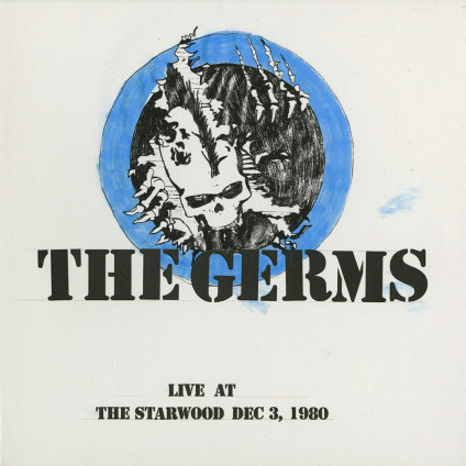 Live At The Starwood 3 Dec 1980 - Germs The - LP