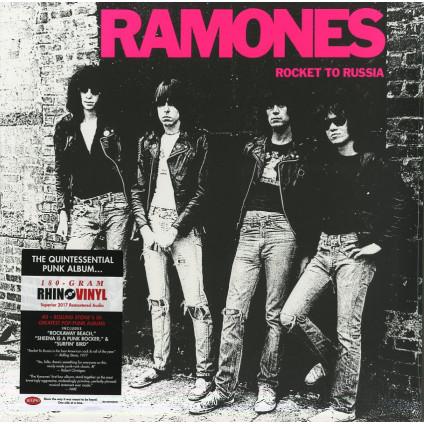 Rocket To Russia (Remastered) - Ramones - LP