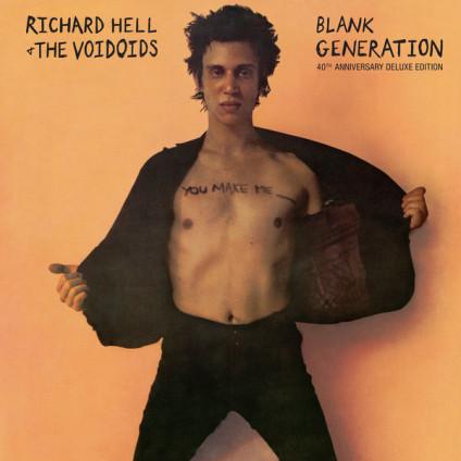 Blank Generation - Richard Hell & The Voidoids - LP