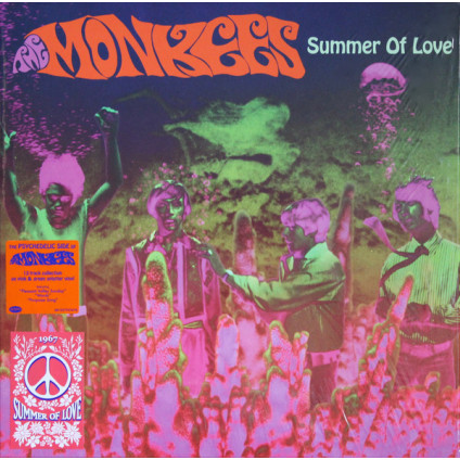 Summer Of Love - The Monkees - LP