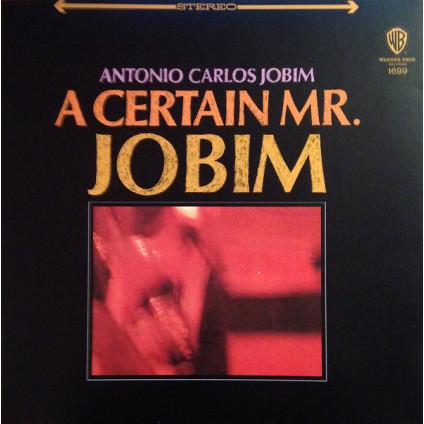 A Certain Mr. Jobim - Antonio Carlos Jobim - CD