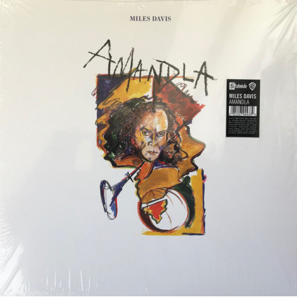 Amandla - Miles Davis - LP