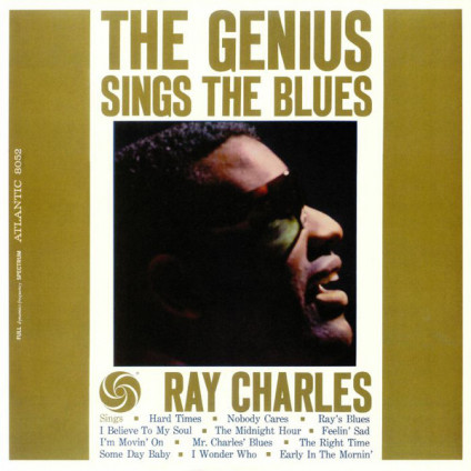 The Genius Sings The Blues - Ray Charles - LP