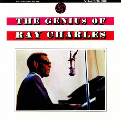 The Genius Of Ray Charles - Ray Charles - LP