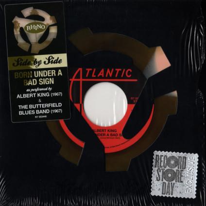 "The Butterfield Blues Band* - Albert King - 7"""