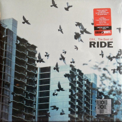OX4_ The Best Of Ride - Ride - LP