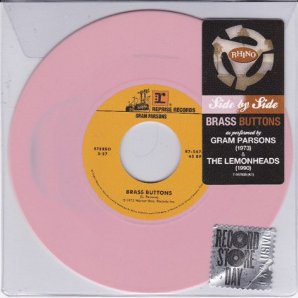The Lemonheads - Gram Parsons - 7""