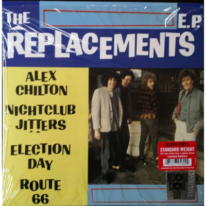 The Replacements E.P. - The Replacements - LP