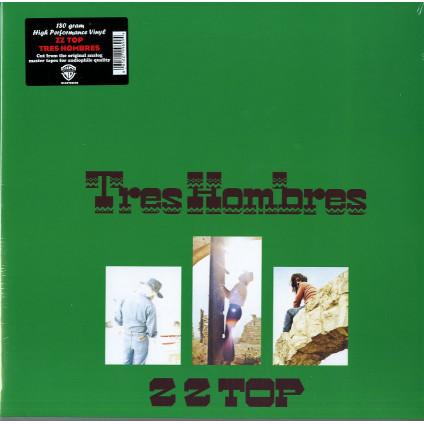 Tres Hombres (180Gr.) - Zz Top - LP