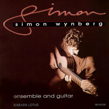 Simon (Ensemble And Guitar) - Simon Wynberg - CD