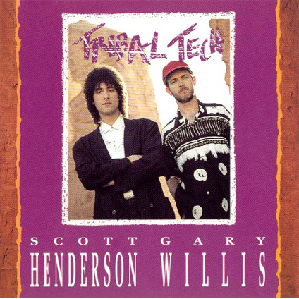 Gary Willis - Scott Henderson - CD