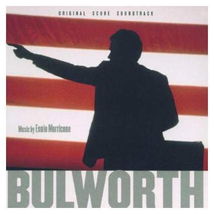 Bulworth (Original Score Soundtrack) - Ennio Morricone - CD