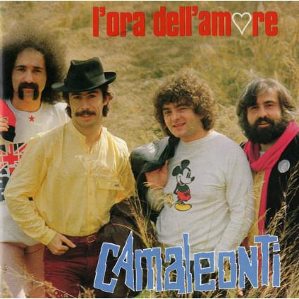 L'Ora Dell'Amore - Camaleonti - CD