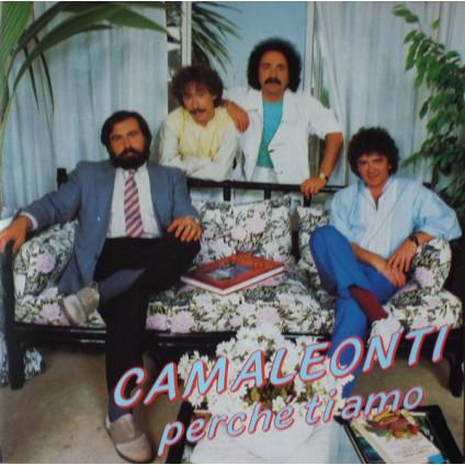 Perchè Ti Amo - I Camaleonti - CD