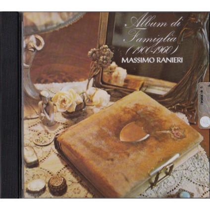 Album Di Famiglia (1900-1960) - Massimo Ranieri - CD