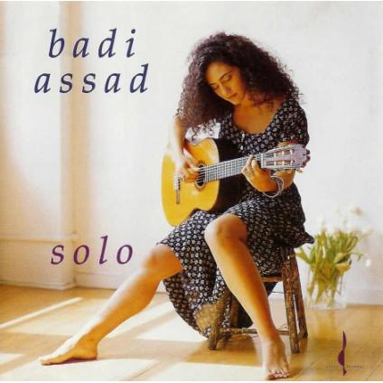 Solo - Badi Assad - CD