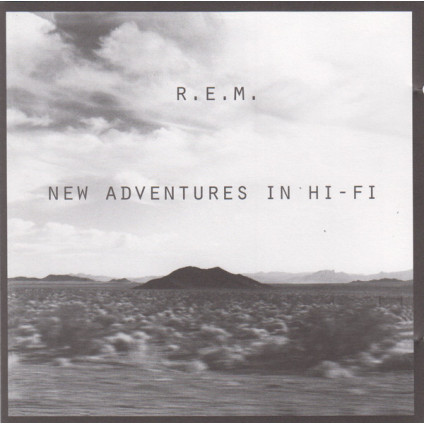 New Adventures In Hi-Fi - R.E.M. - CD