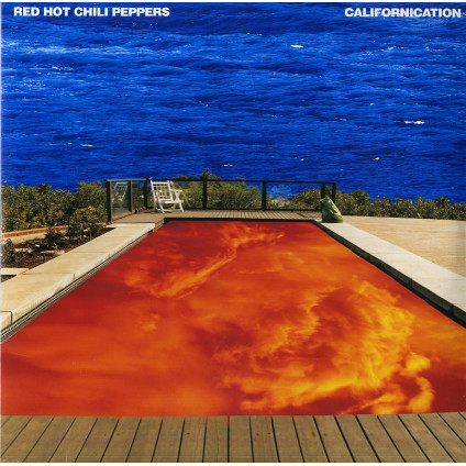 Californication - Red Hot Chili Peppers - LP