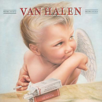 1984 - Van Halen - CD