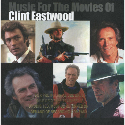 Music For The Movies Of Clint Eastwood - Various - CD