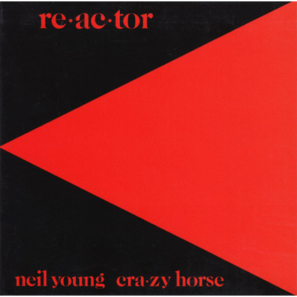 Reactor - Neil Young & Crazy Horse - CD