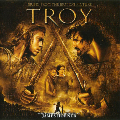 Troy (Music From The Motion Picture) - James Horner - CD