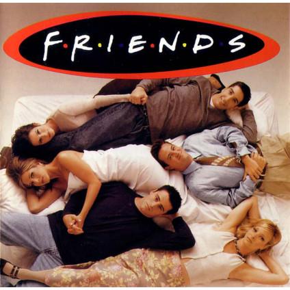 Friends Soundtrack Limited Edition Purple Vinyl - O.S.T.-Friends Soundtrack - LP