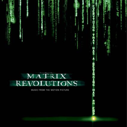 Matrix Revolutions (Black Friday 2019) - O.S.T.-Matrix Revolutions - LP