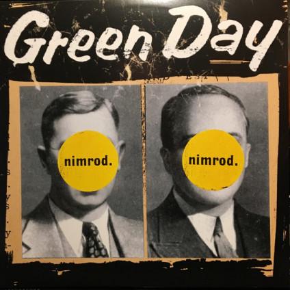 Nimrod. - Green Day - LP