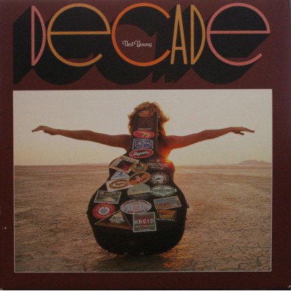 Decade - Neil Young - LP