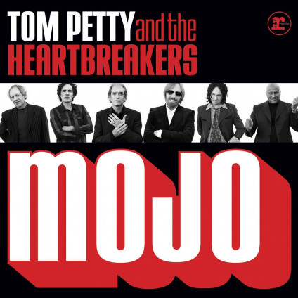 Mojo - Petty Tom & The Heartbreakers - LP