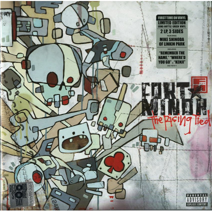 The Rising Tied - Fort Minor - LP