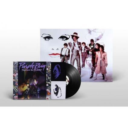 Purple Rain - Prince And The Revolution - LP