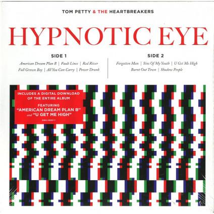 Hypnotic Eye - Tom Petty & The Heartbreakers - LP