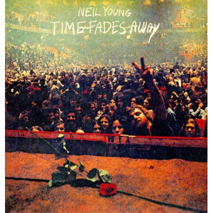 Time Fades Away - Neil Young - LP