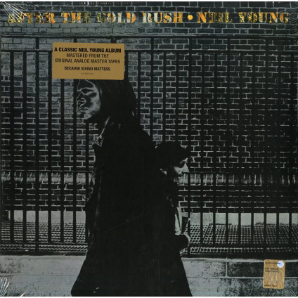 After The Gold Rush - Neil Young - LP