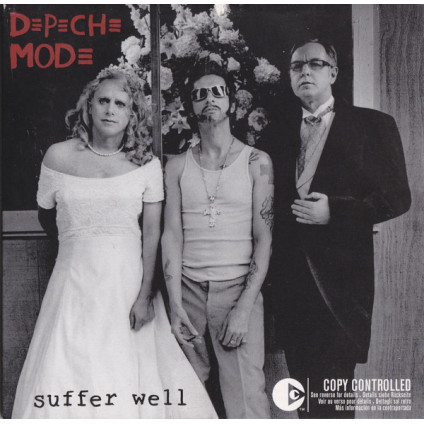 Suffer Well - Depeche Mode - CD-S