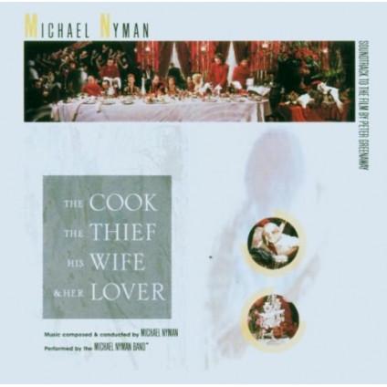 The Michael Nyman Band - Michael Nyman - CD